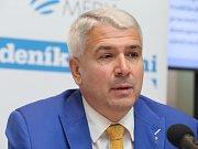 Milan Leckéši – předseda představenstva Agel