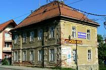 Podoba vily krátce před rekonstrukcí