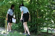Akce Jehla: zlínské strážnice kontrolují dětská hřiště
