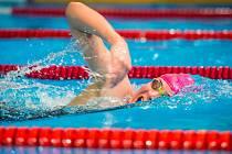 Talentovana plavkyne Chudarkova získala tři medaile