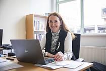 Novou ředitelkou Centrály cestovního ruchu Východní Moravy (CCR VM) byla jmenována Zuzana Vojtová (na snímku)