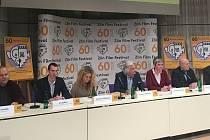 Tisková konference k 60. ročníku Zlín Film Festivalu