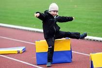 Atletika se otevírá dětem.