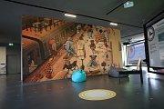 Filmový uzel Zlín. Multimediální centrum pro celou rodinu ve filmových ateliérech ve Zlíně.