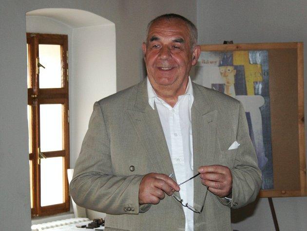 Bývalý velvyslanec Pavel Jajtner.