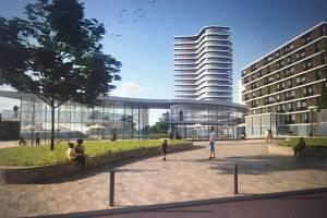 Návrhy území z architektonického studia CASUA.