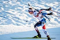 biatlonista Jakub Štvrtecký
