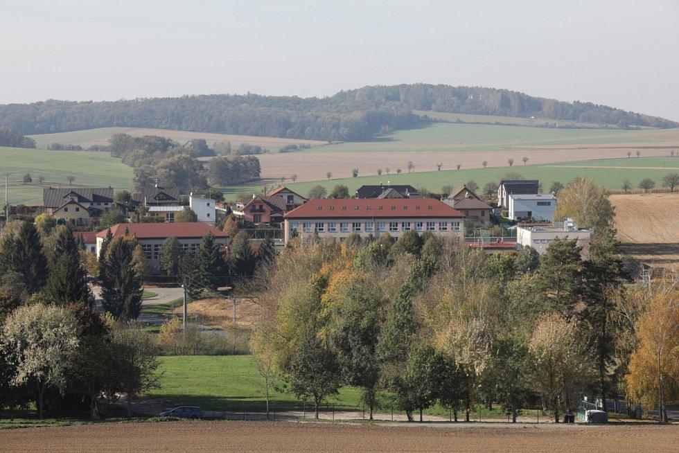 Obec Mysločovice. Základní škola Mysločovice