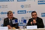 Deník s vámi, panelová diskuze s hejtmanem Zlínského kraje