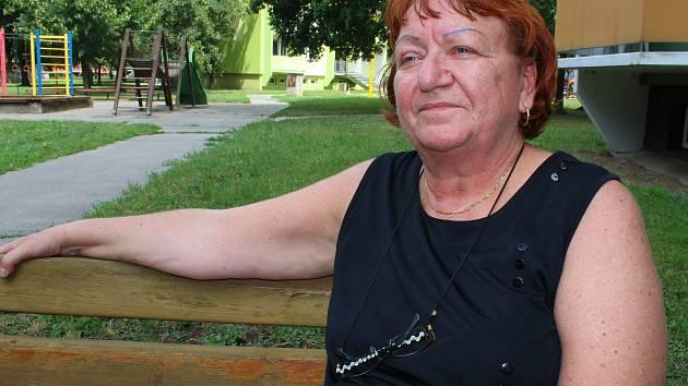 Radoslava Matuszková z Otrokovic vzpomíná.