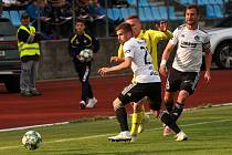 Sport fotbal MOL Cup Varnsdorf vs Zlín