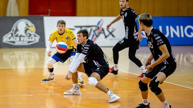 Jakub Motyčka včera zažil specifický zápas. Ve Fatře působil deset let.