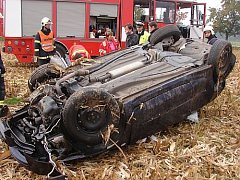 Nehoda u Zahnašovic