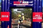 Petr Vabroušek MS v Ultramanu na Havaji 2018