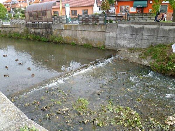 Řeka, Slavičín, běžný stav
