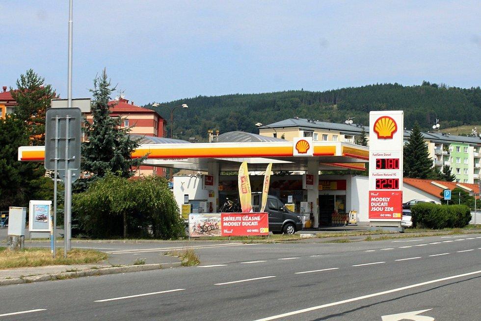 Shell Vsetín