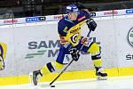 Daniel Gazda po sezoně zvládl ještě dva mezistátní zápasy. Na šampionát do lotyšské Rigy se nakonec nedostal. Stejně jako další zlínský odchovanec Michal Jordán.