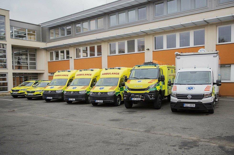 Zdravotnická záchranná služba Zlínského kraje