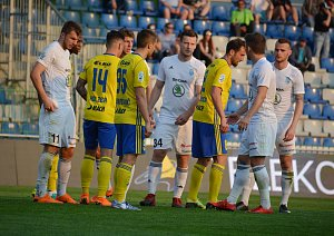 FK Mladá Boleslav - Fastav Zlín, ilustrační foto