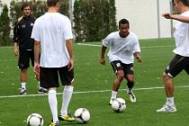 Příprava fotbalistů FC TESCOMA