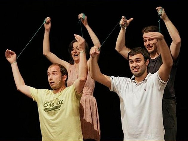 Improvizační divadlo pomalu dobývá náš kraj