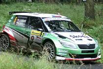 Jan Kopecký – Petr Starý (Škoda Fabia S2000)