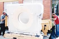 Onkologie má další nové přístroje