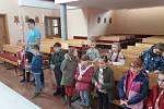 Děti se seznámily s Křížovou cestou.