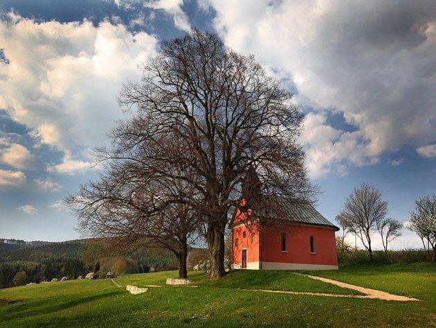 Vysoké Pole - kaple.