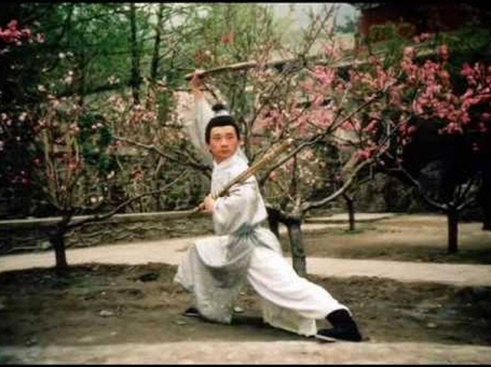 Wang Yingshen z natačeni filmu