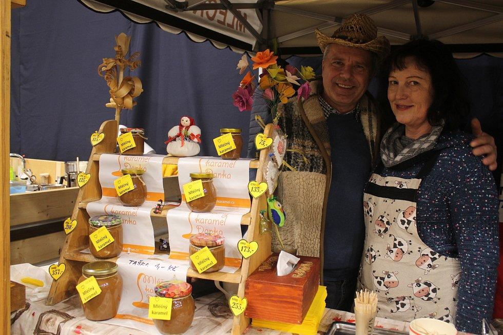 Ve Zlíně začal čokoládový festival. letos již po šesté.