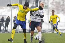 Fotbalisté Zlína v dalším přípravném zápase vyzvou slovenské Zlaté Moravce, kam šel hostovat Robert Bartolomeu.