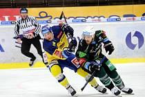 hokej PSG Berani Zlín  - HC Energie Karlovy VaryTomáš Fořt, Tomáš Rachůnek