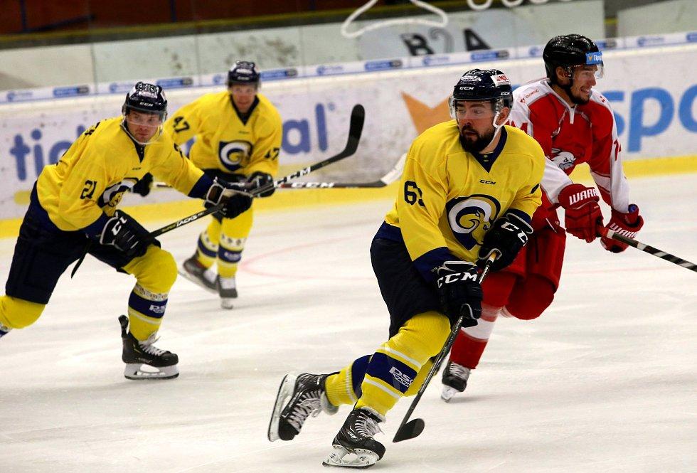 hokej PSG Berani Zlín - HC Olomouc