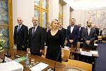 Ustavující zastupitelstvo města Zlína.