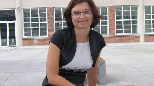 Ředitelka zlínského Baťova institutu Lenka Struhárová Jančaříková