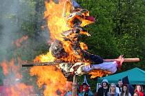 V sobotu 30. dubna 2016 se ve Žlutavě na tamním fotbalovém hřišti konalo Pálení čarodějnic. Jednu odsoudili a upálili.