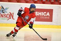 hokejistka Sára Čajanová