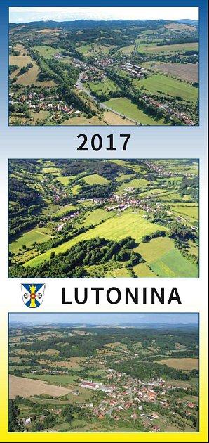 Kalendář obce Lutonina