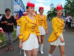 Národní šampionát mažoretek a twirlingu České republiky 2017 v Otrokovicích v sobotu 27. května 2017. Zúčastnily se jej mažoretky z celé Moravy.