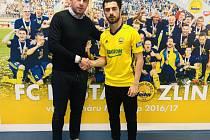Fotbalisty Zlína posílil pětadvacetiletý reprezentant Gruzie Vakho Čanturišvili.