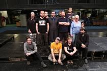 Mezinárodním dnem kulisáků vyhlásili technici z Městského divadla Zlín 15. duben.