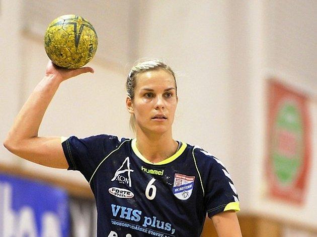 Slovenská reprezentantka Zuzana Drotárová. Ilustrační foto.