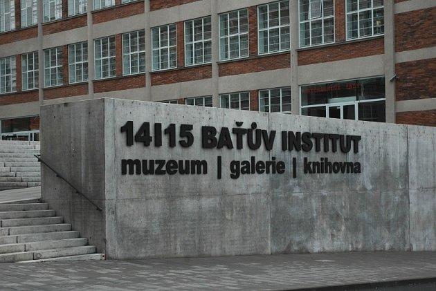 14|15 Baťův institut ve Zlíně.