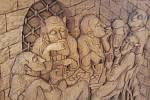 Výstava řezbářských děl ve Vizovicích