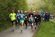Běh na 2 míle. Ilustrační foto