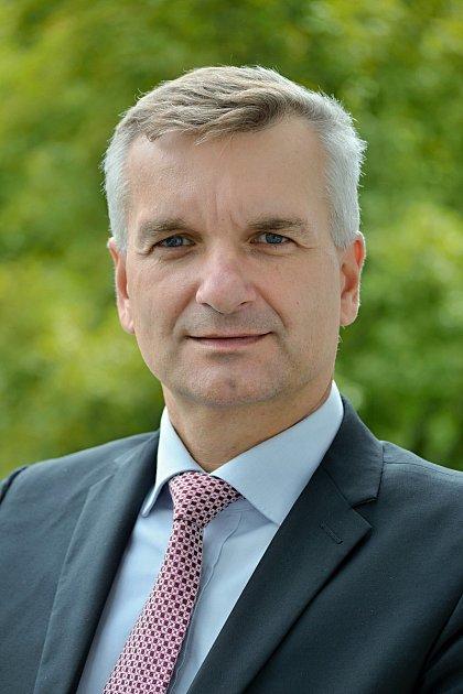 Ústřední školní inspektor Tomáš Zatloukal.