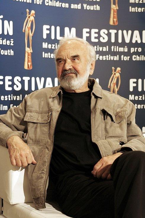 Zdeněk Svěrák, 2010.