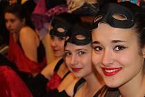 Tanečníci v neděli zaplavili a rozjásali sportovní halu ve Zlíně