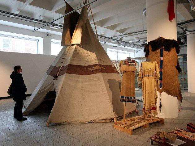 Výstava Všichni jsme příbuzní v muzeu Jihovýchodní Moravy ve Zlíně